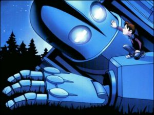 THE IRON GIANT – EL GIGANTE DE HIERRO